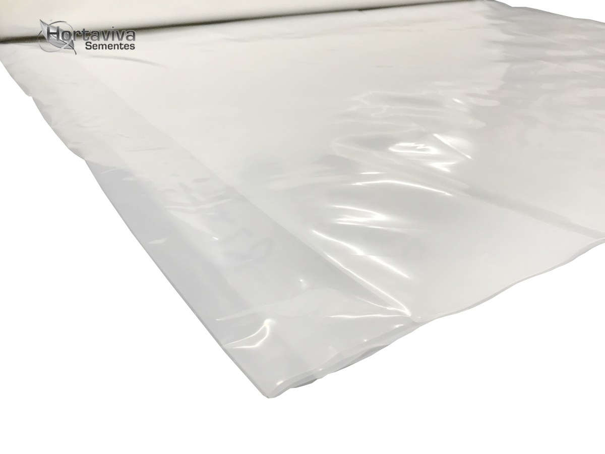 Filme Plástico para Estufa Agrícola  9m x 20m - 150 micras