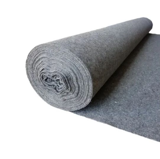 Manta Bidin Geotêxtil Com 2,15m X 50m