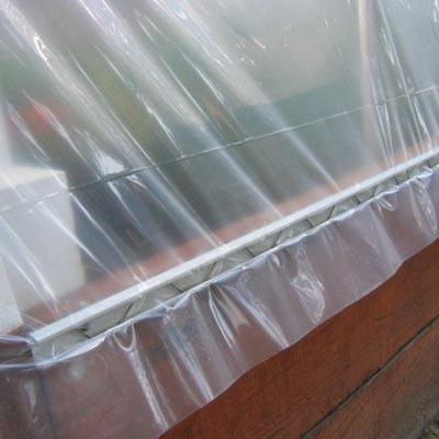 Perfil E Mola Para Estufas, Telas e Coberturas