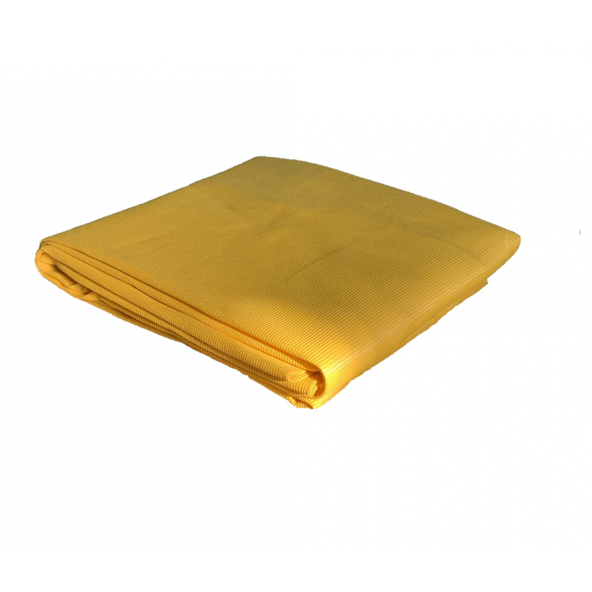 Tela De Sombreamento Decorativa Amarela 90% - 5,2 Metros X 20 Metros
