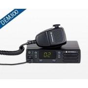 DEM300 RADIO DIGITAL MOTOROLA, 45W, USO MÓVEL OU FIXO