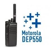 DEP550 - TERMINAL DIGITAL PORTÁTIL 5W MOTOROLA