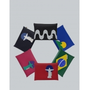 Kit Porta Níquel Colorido Carioca 2