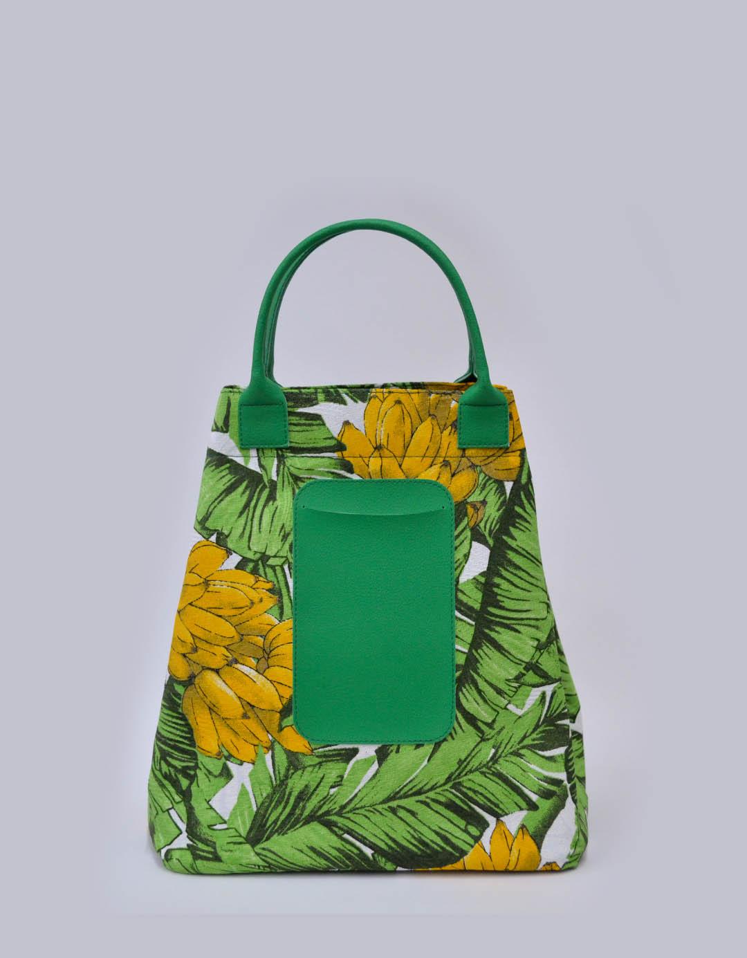 Bolsa Balde de Mão Banana Fefa Plus