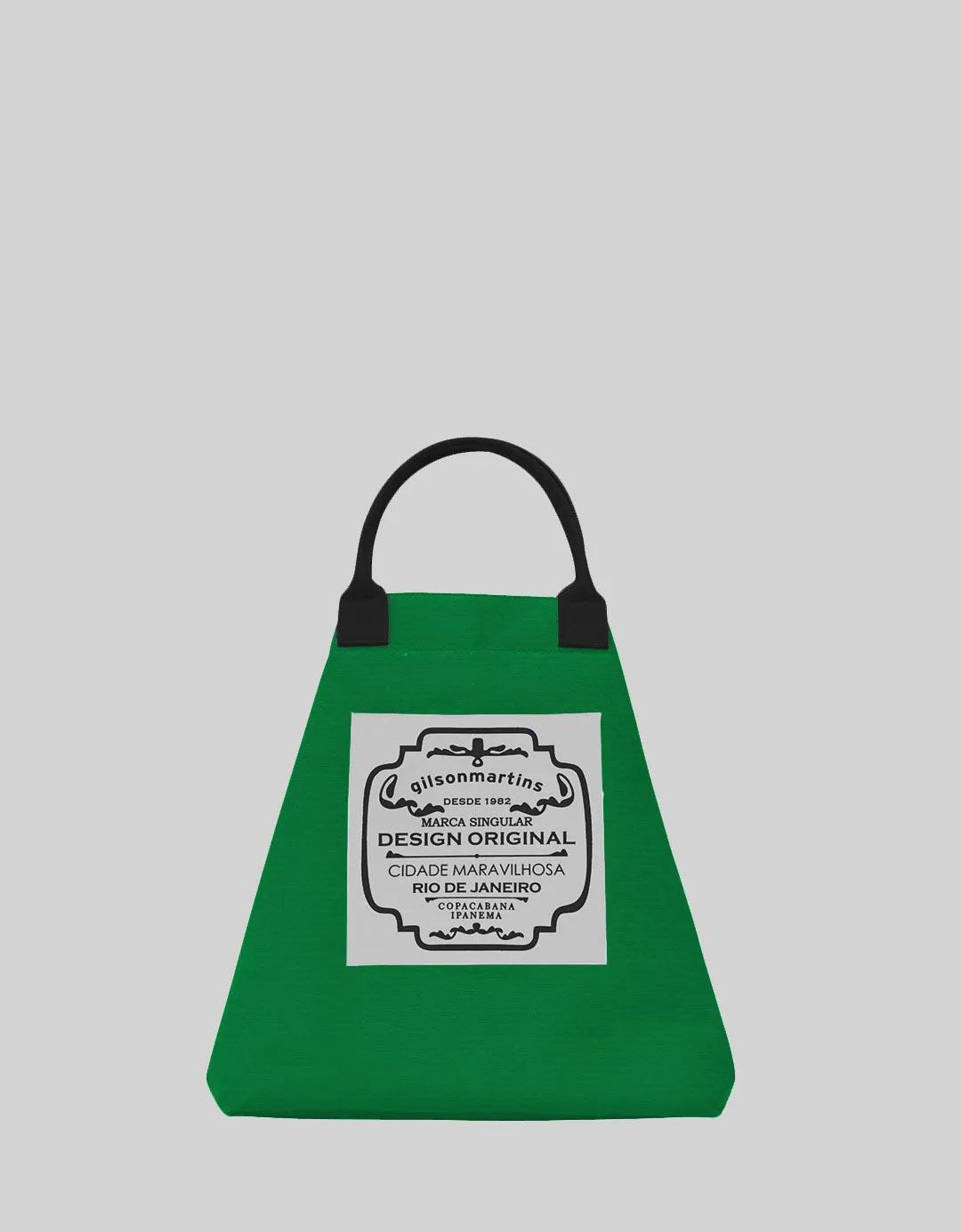Bolsa Balde de Mão Verde Fefa