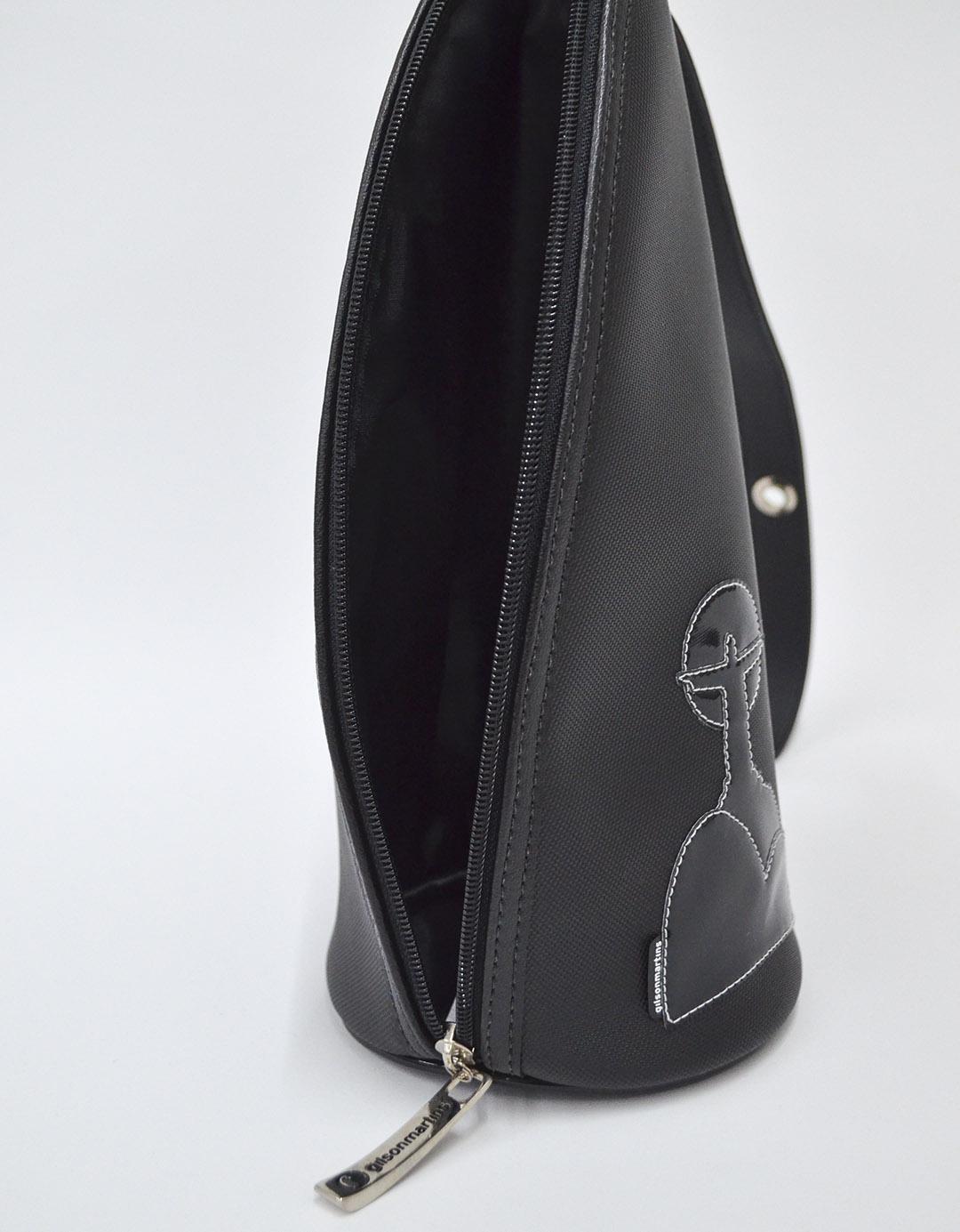 Bolsa Porta Champagne Preto Térmico