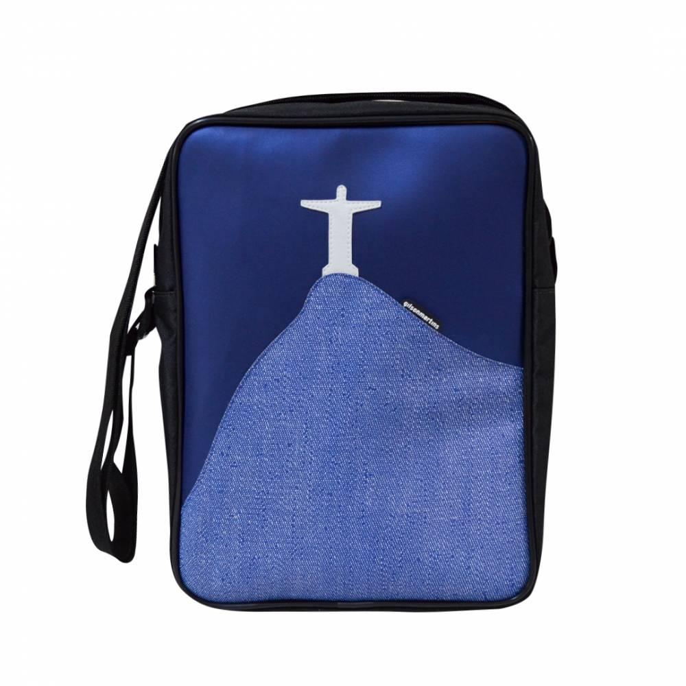 Bolsa Transversal Cross Bag Azul Festival