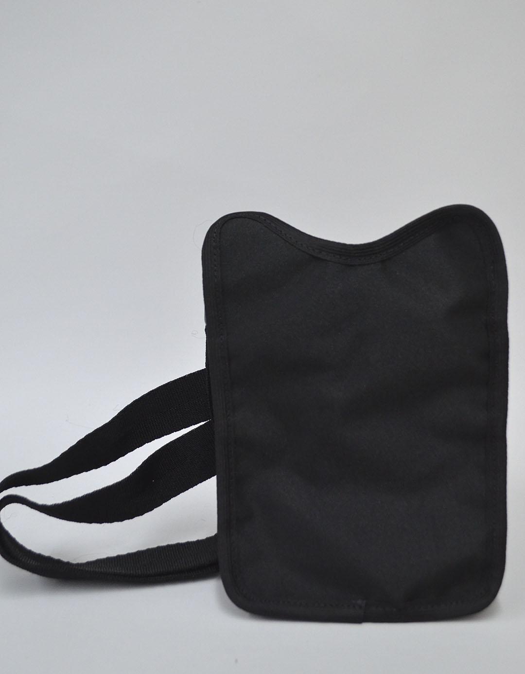 Bolsa Transversal Cross Bag Cinza Patrick