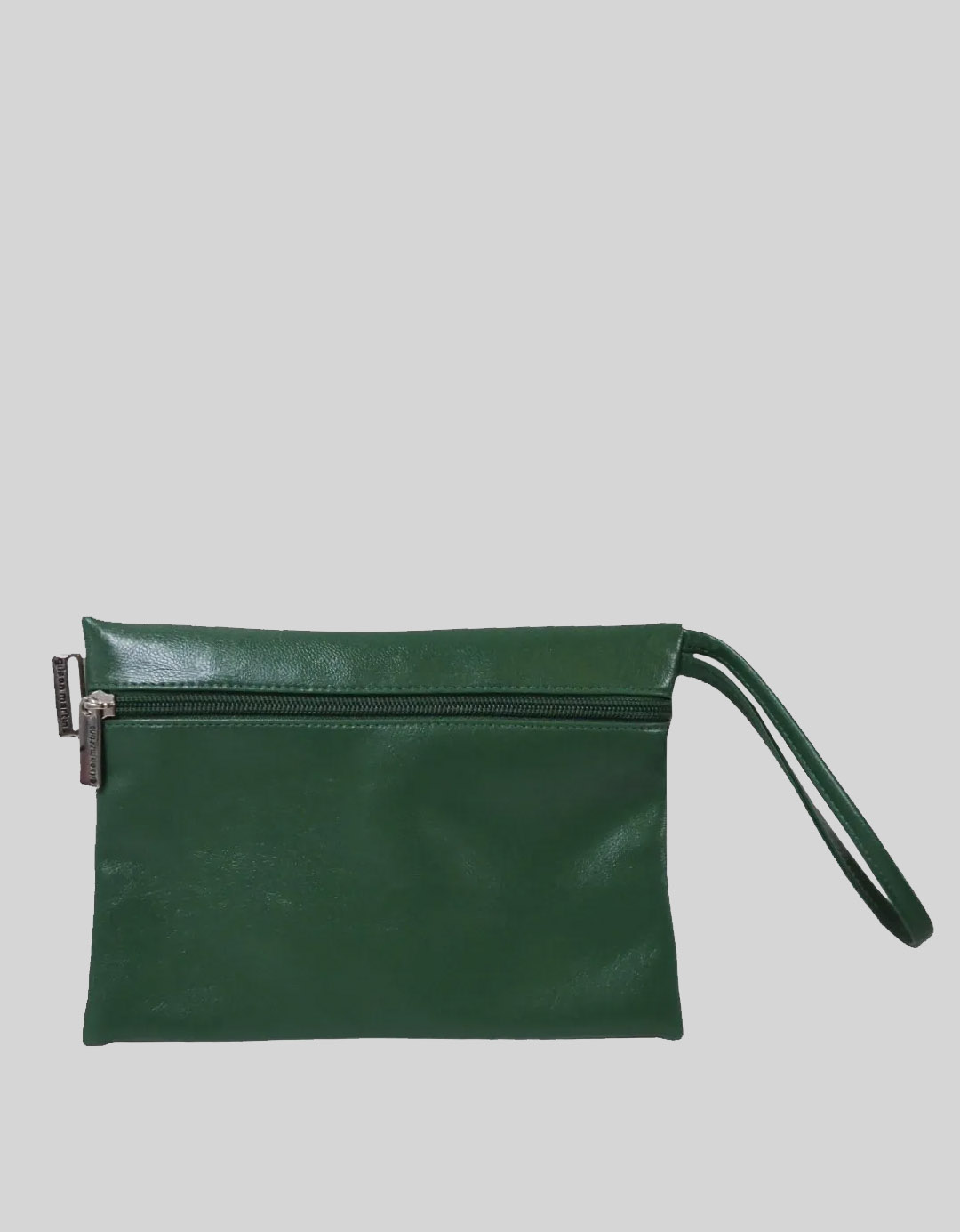 Clutch Multiuso Verde tipo Envelope Paty Lixo Nobre