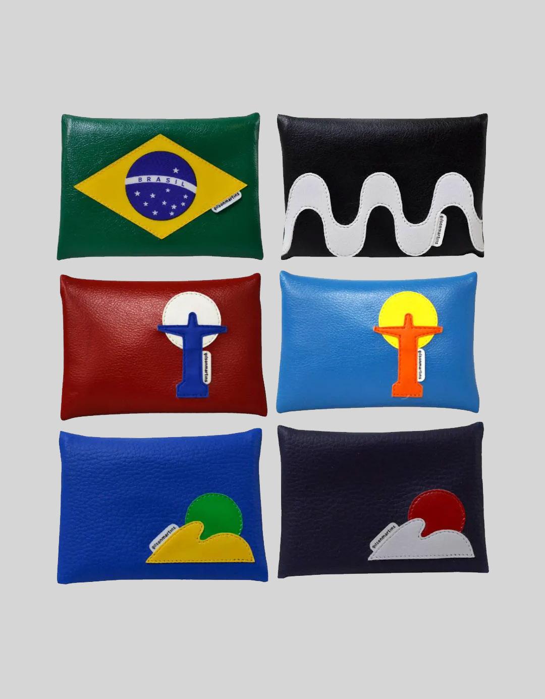 Kit Porta Níquel Colorido Carioca 1