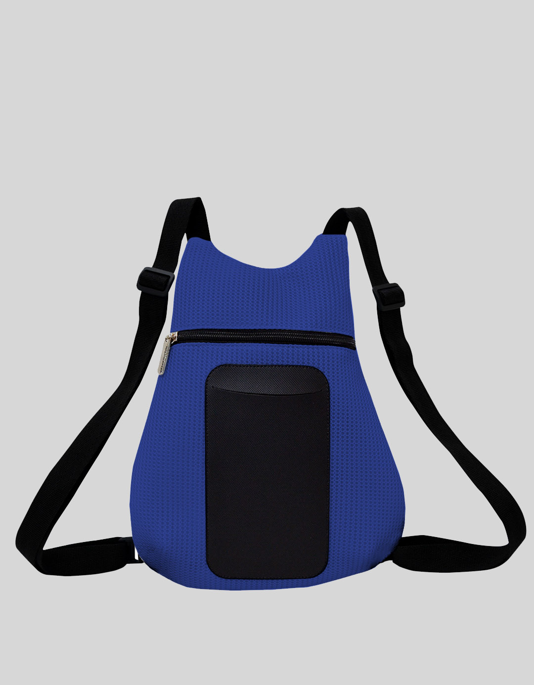 Mini Mochila Azul Royal Fitness Lola