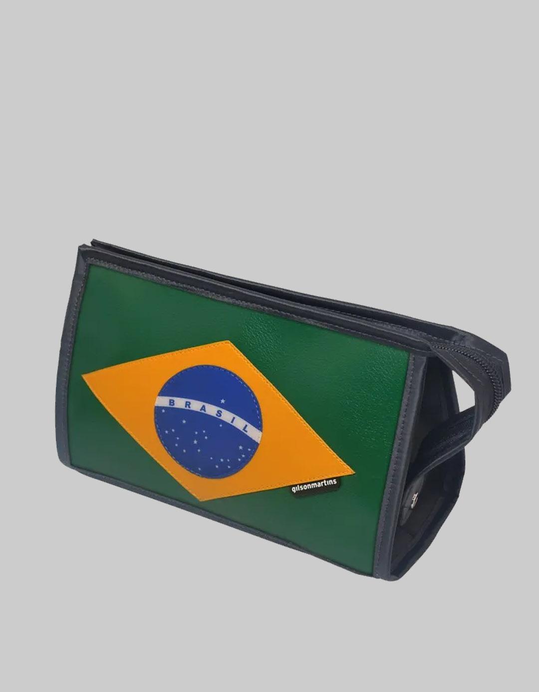 Necessaire de Bolsa Brasil Exclusiva Krica P