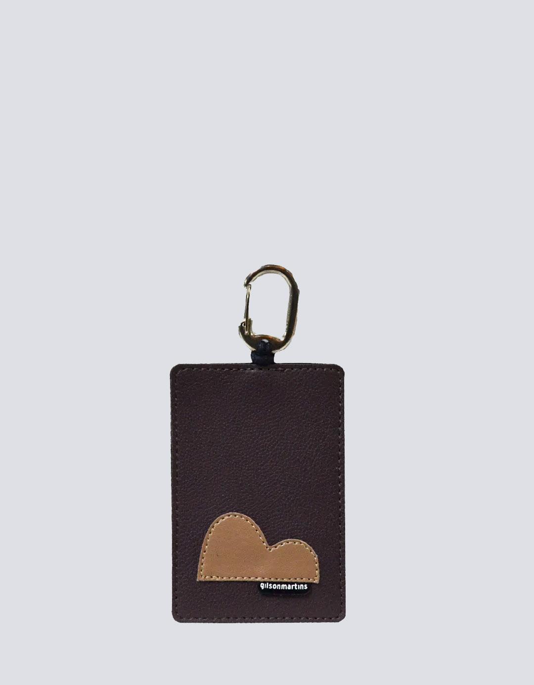 Porta Cartão Chave Vinho Carioca Keycard