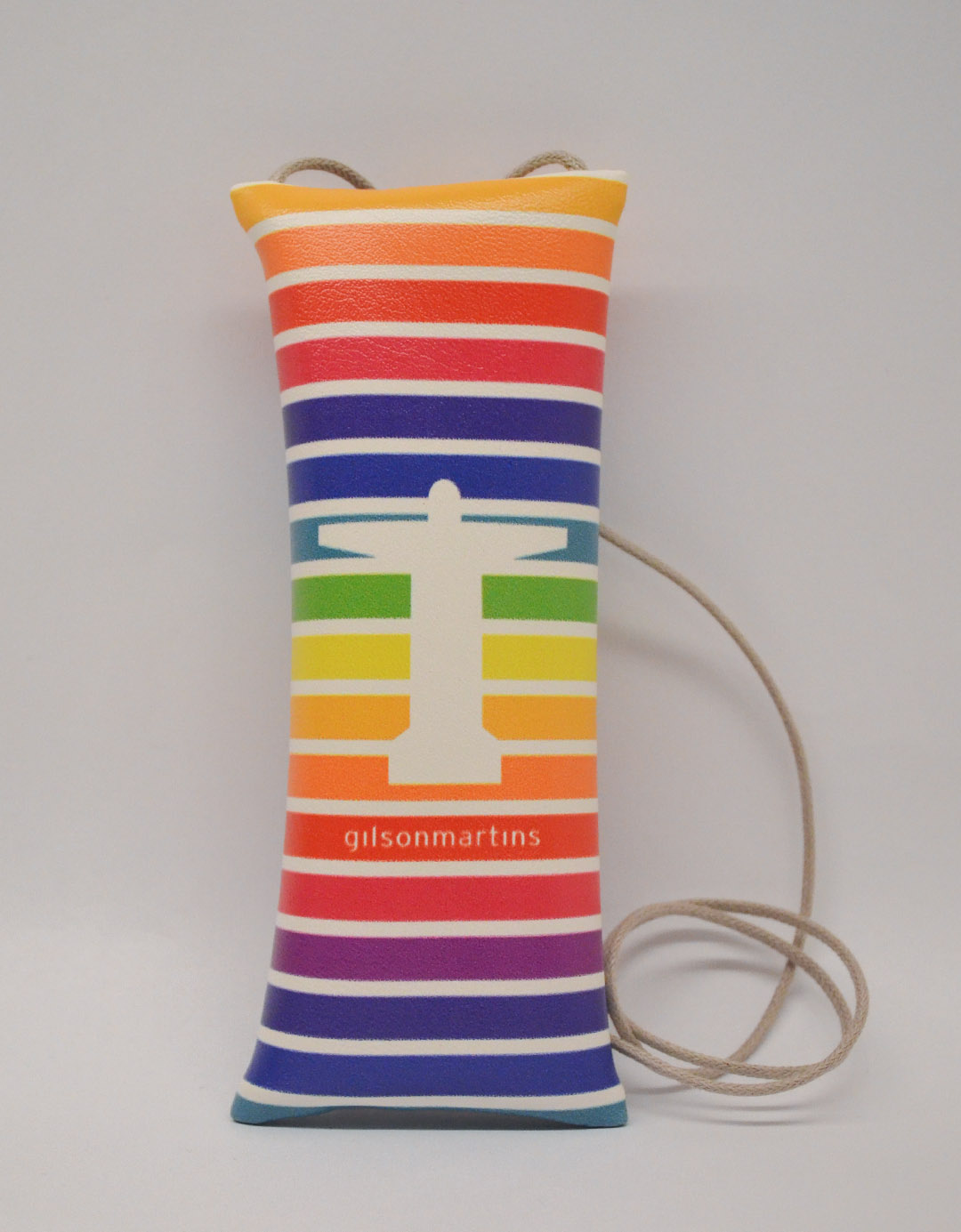 Porta Máscara Rainbow Cristo