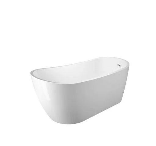 Banheira de Imersão Immersi  Maraú Branca