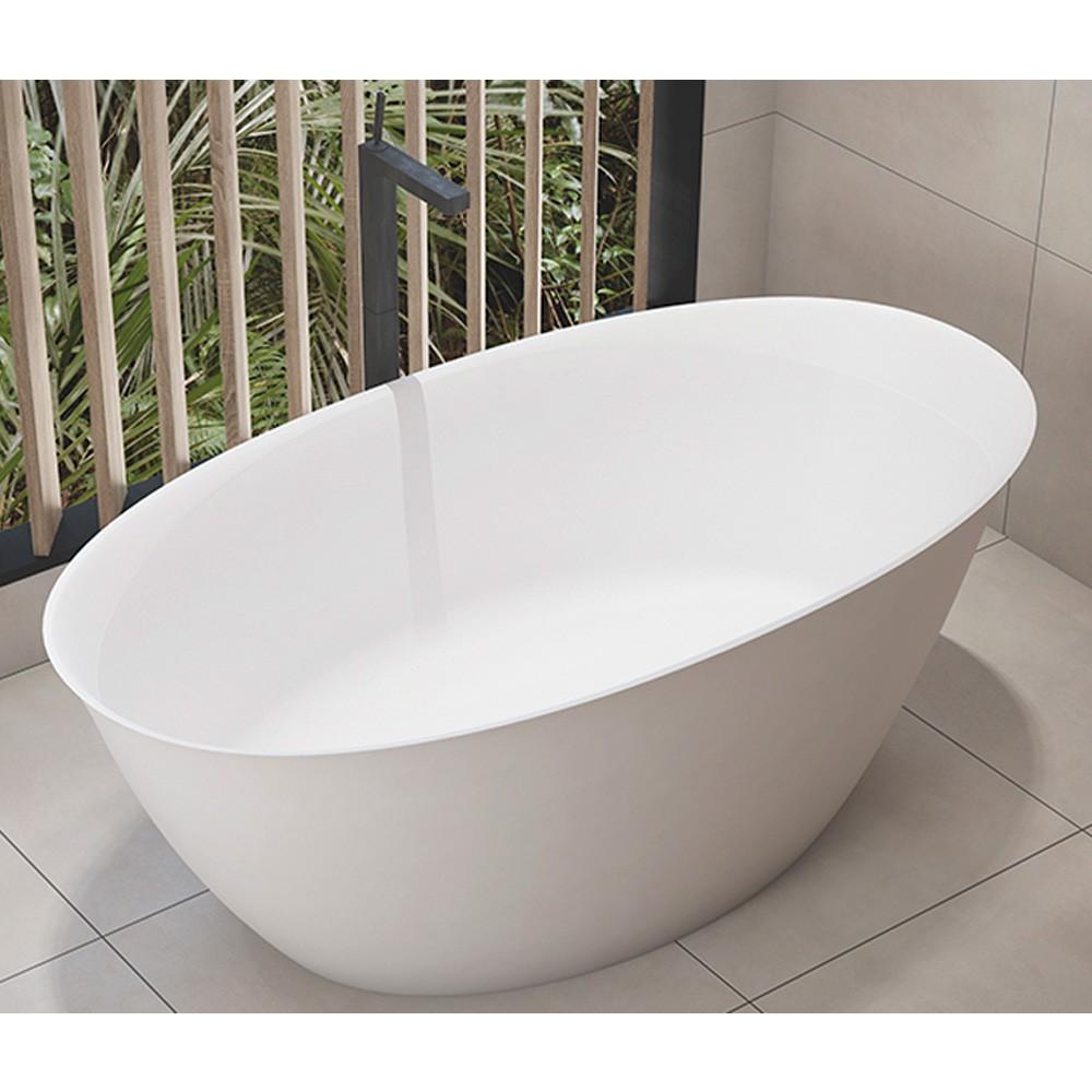 Banheira de Imersão Sabbia Paraty Branca.
