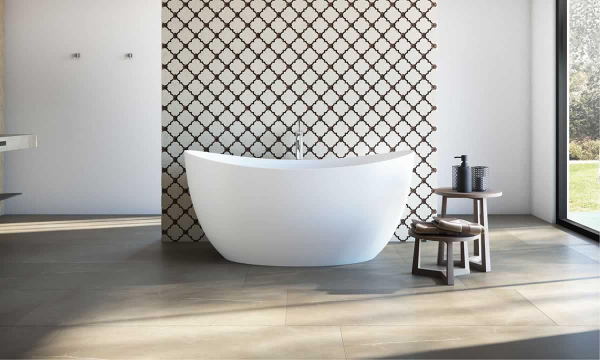 Banheira de Imersão Sampa Branca