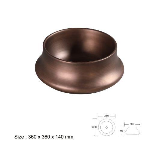 Cuba Callas metalic ferro.