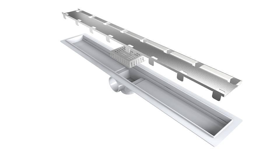 Elleve Ralo Linear Smart - Tampa Oculta 70cm