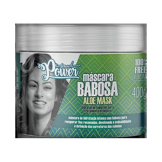 Aloe Mask - Máscara Babosa Soul Power