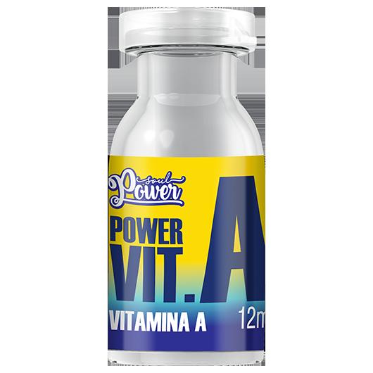 Ampola Power Vit. A