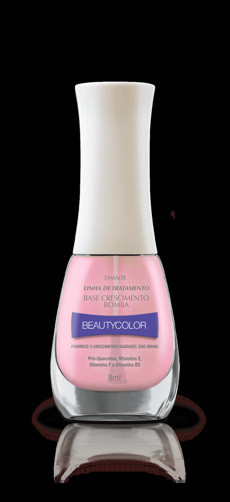 Base de Crescimento Bomba - Esmalte Beautycolor