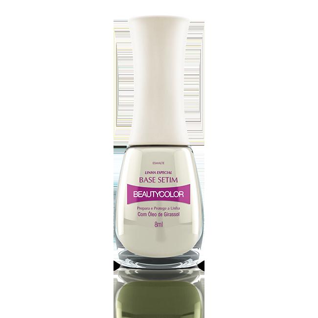 Base Setim - Esmalte Beautycolor