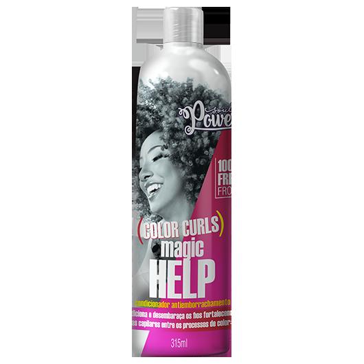 Color Curls Magic Help - Condicionador Soul Power