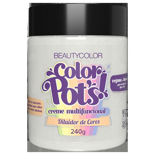Color Pot's - Creme Multifuncional Diluidor de Cores