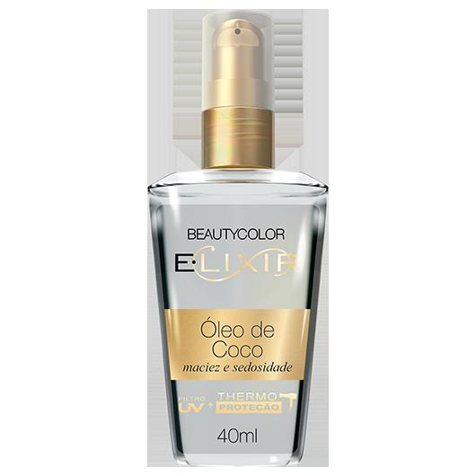 E.lixir BeautyColor -  Óleo de coco