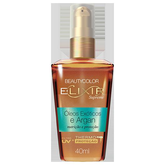 E.lixir BeautyColor - Óleo Exóticos e Argan