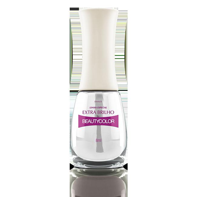 Extra Brilho - Esmalte Beautycolor
