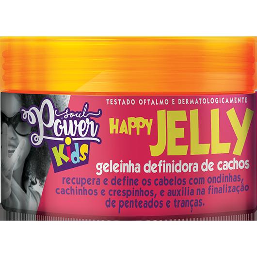 Geleinha Definidora de Cachos Kids Happy Jelly