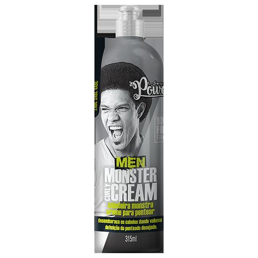 Men Monster Curly Cream - Creme para Pentear Soul Power
