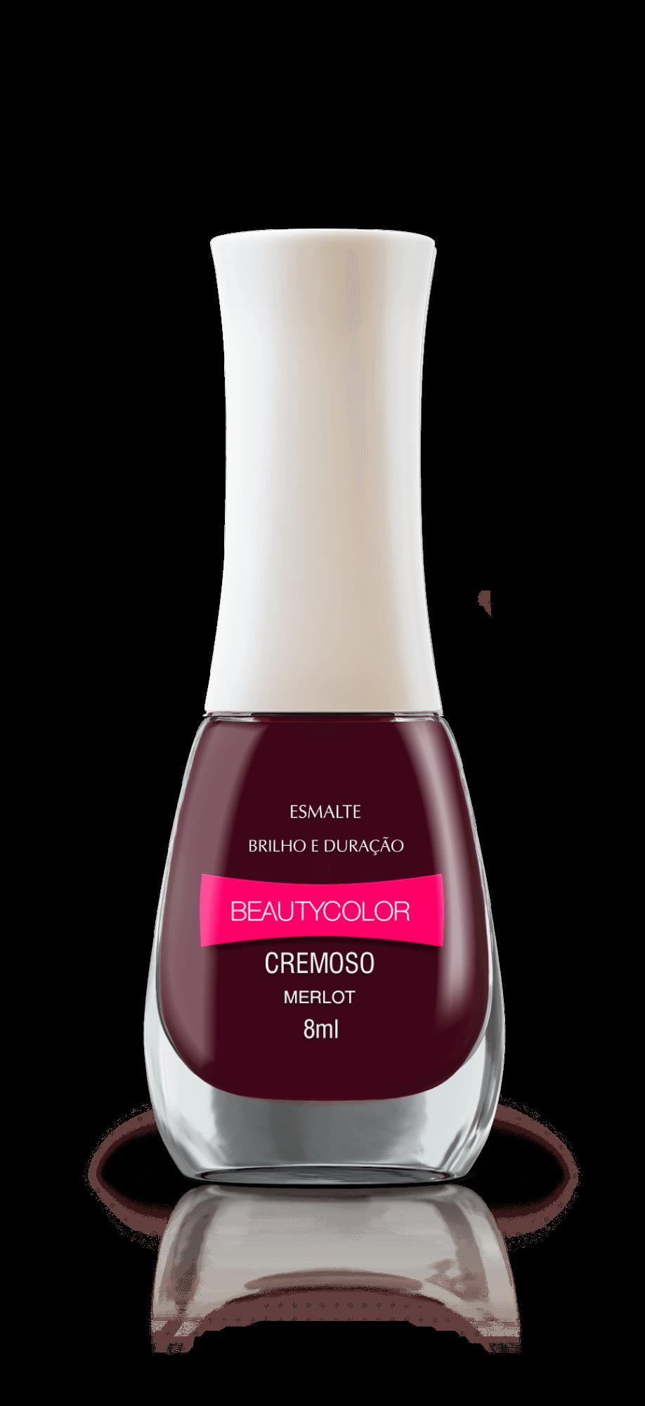 Merlot - Esmalte Beautycolor