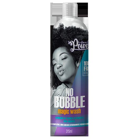 No Bubble Magic Wash - Shampoo Soul Power