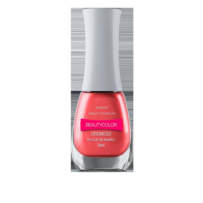 Picolé de Mamão - Esmalte Beautycolor