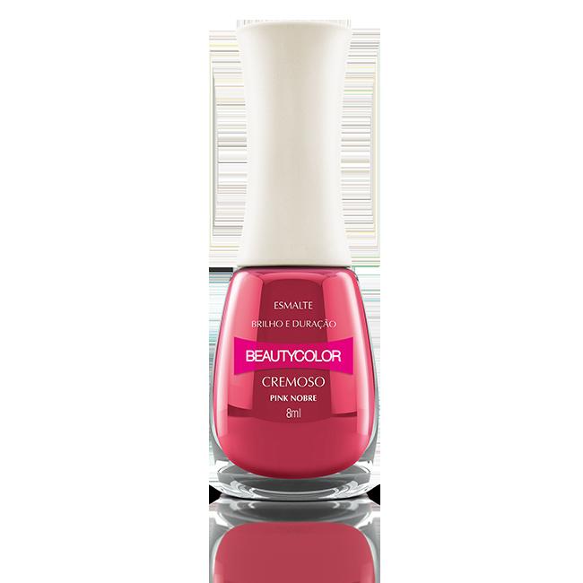 Pink Nobre - Esmalte Beautycolor