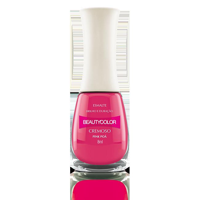 Pink Poá - Esmalte Beautycolor