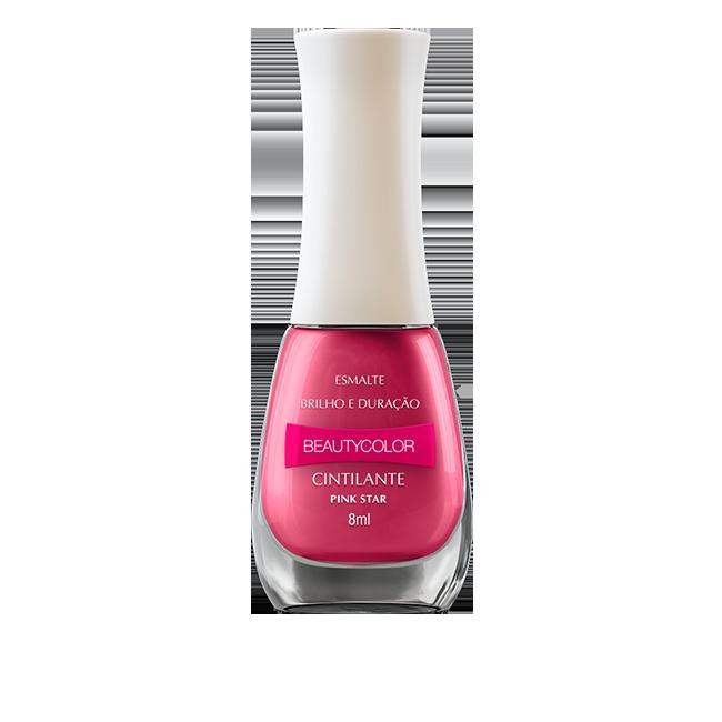 Pink Star - Esmalte Beautycolor