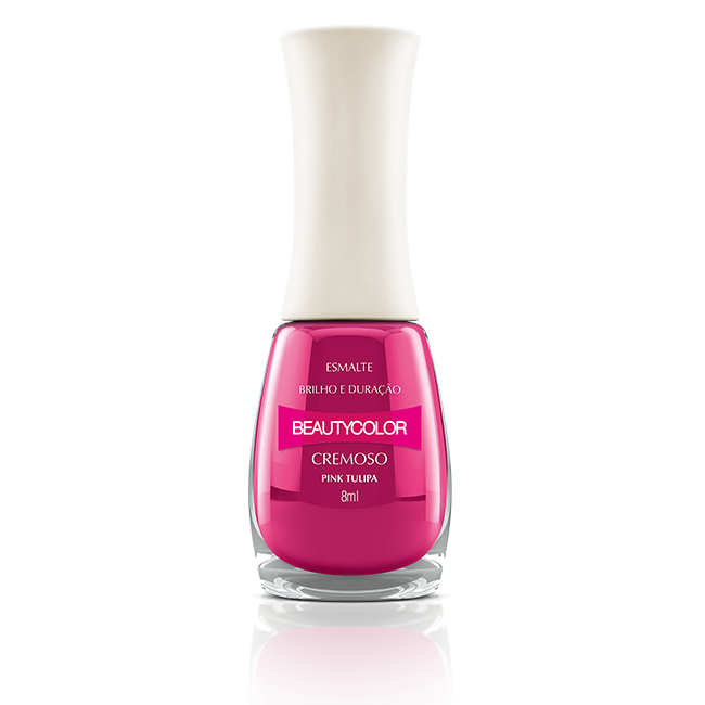 Pink Tulipa - Esmalte Beautycolor