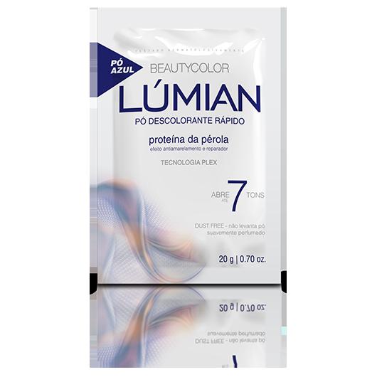 Pó Descolorante Proteína da Pérola Beautycolor Lúmian 20g