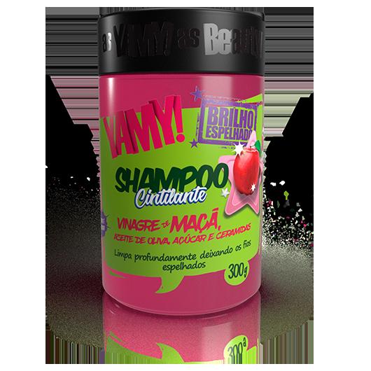 Shampoo Cintilante Vinagre de Maçã