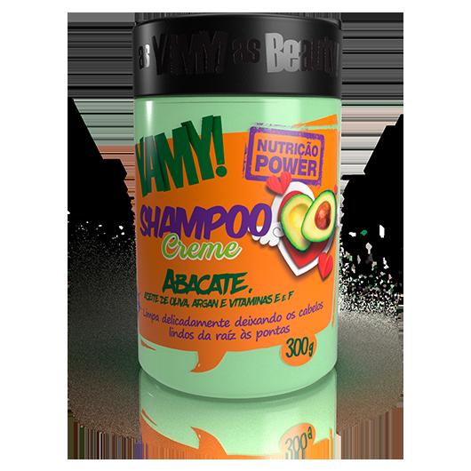 Shampoo Creme de Abacate
