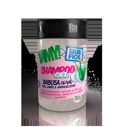 Shampoo Gel Babosa