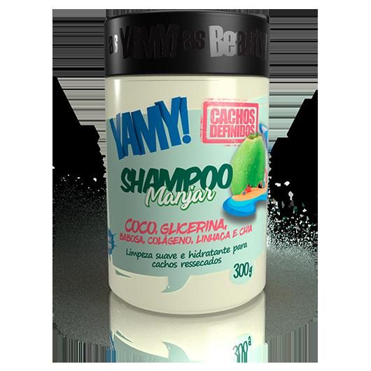 Shampoo Manjar de Coco