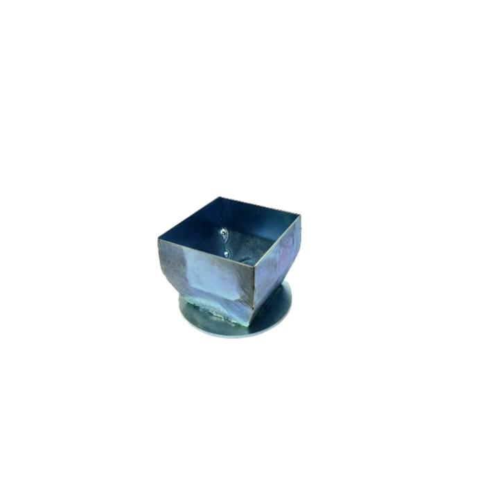 Bocal Bga 50x50mm  - F-TEC Com de Produtos Gerais
