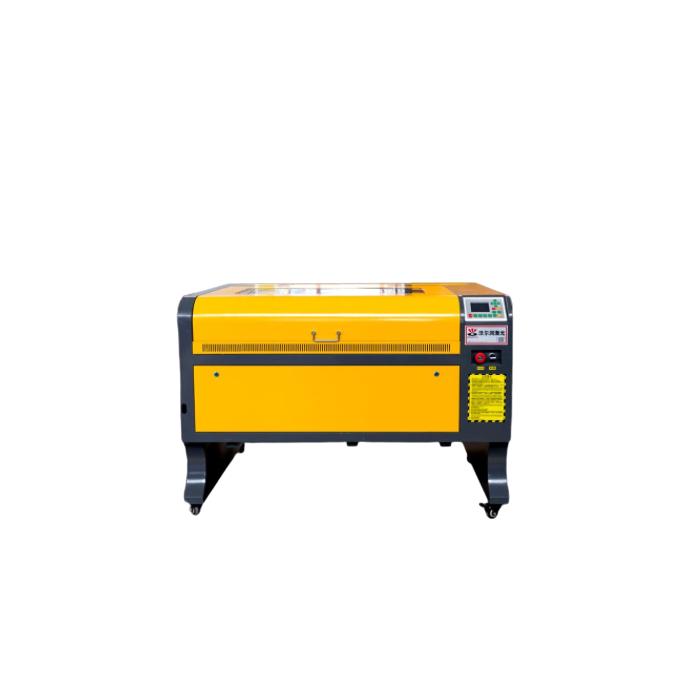 CNC Laser Scotle 6090 DSP 100W com chiller CW5000