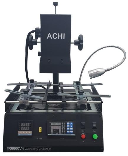 Estação Retrabalho Bga Achi Ir6000 V4
