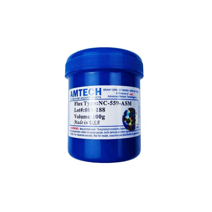 Fluxo Amtech 559 100G  - F-TEC Com de Produtos Gerais